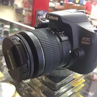Canon DSLR 1300 bisa Kredit