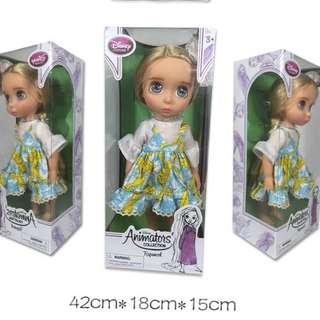 迪士尼改妝娃娃