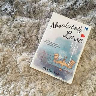 "Novel Preloved ( Ullan Pralihanta - ""Absolutely Love )"