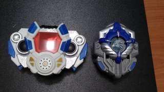 Original Armour Hero toys #July100