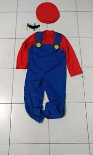 Super Mario Costume for kids #July100