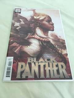 Black panther 1 artgerm variant