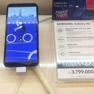 Cicilan Tanpa Kartu Kredit Samsung A6