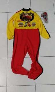 Disney Cars Pit Crew costume for kids #July100