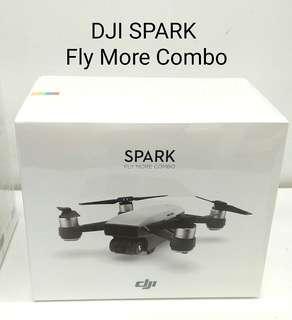 Cicilan Spark Fly More Combo Tanpa Kartu Kredit