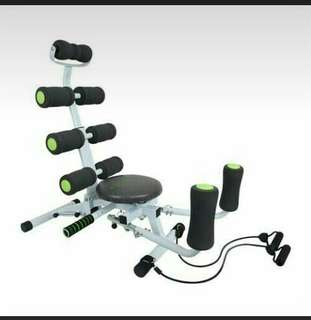 Alat fitnes 4BODY PLUS