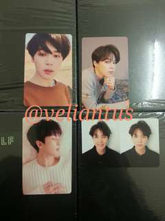 (WTT Only) BTS Love Yourself Her & Tear official photocards