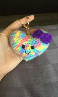 🚚 Rainbow 🌈 heart