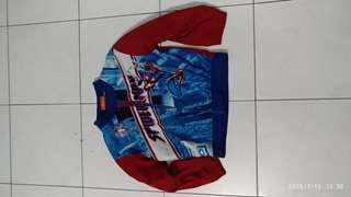 Marvel Spiderman Jacket #July100