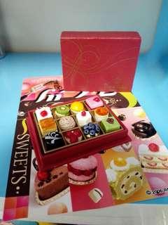 2006 Rement 甜品 box set ( by post only )(包本地郵費)