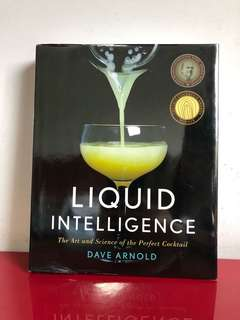 Liquid Intelligence Book