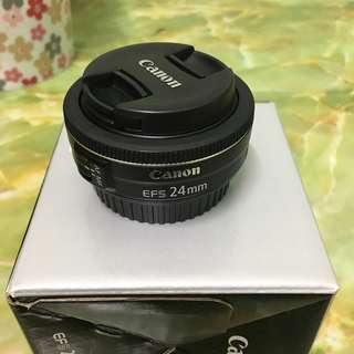 Canon 24mm F2.8 STM