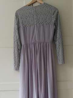 Poplook lace dress size M