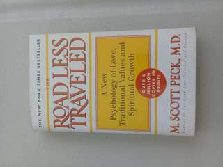 The Roadless Travelled by M. Scott Peck, M.D.