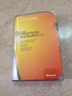🚚 Microsoft office home & student