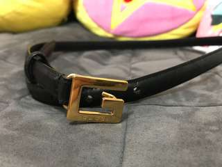 Vintage Gucci belt