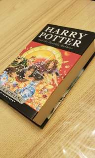 Harry Potter ~ Hard cover