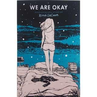 We Are Okay (Bahasa Inggris)