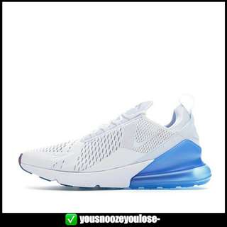 new products a1cf5 ded6c nike air max 270 white | Bulletin Board | Carousell Singapore