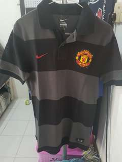 Original Nike polo shirt Manchester United