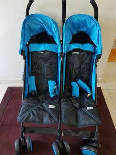 Preloved Twin Stroller