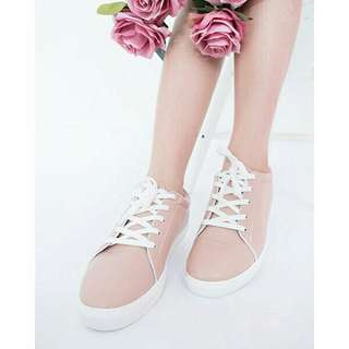 Evelyn Pink Sneakers