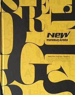 New Typography Graphics Book