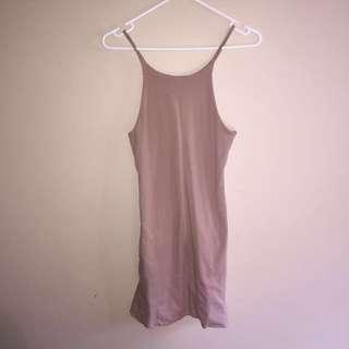 Kookai Nude/Beige Dress