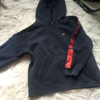 Tommy Hilfiger hoodie youth size