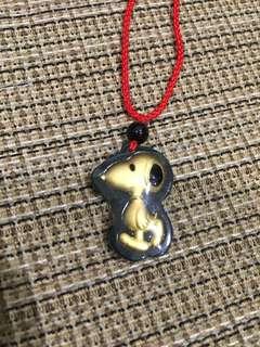 🚚 天然寶石-金鑲玉(和田墨玉)