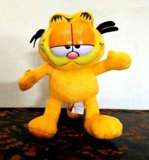 Authentic GARFIELD Plush Toy