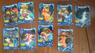🚚 Strong Animal Kaiser Normal rare Miracle cards