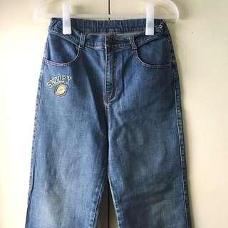 Snoopy Boys' Denim Pants (11-13 years old)