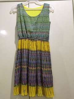 Cute yellow dress 💛