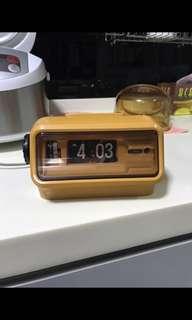 Copal retro vintage flip clock 1980s