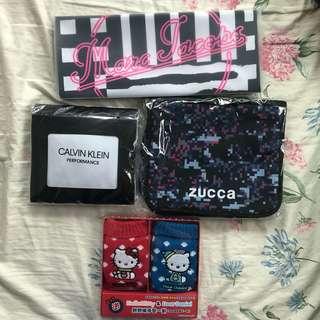 Cosmopolitan x Zucca x Calvin Klein x Marc Jacobs x Hello Kitty 四款