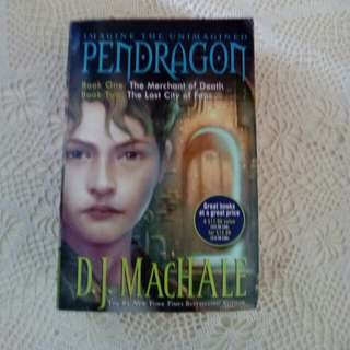 PENDRAGON, book 1, The Merchant of Death