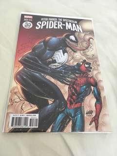 Peter Parker spider-man 303 Variant