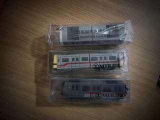 港鐵紀念票 - 我們的旅程