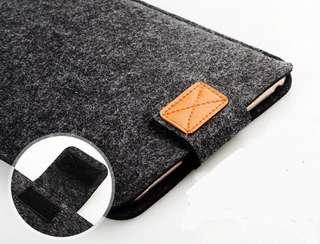 iPad tablet 平板 9.7寸 絨毛保護套
