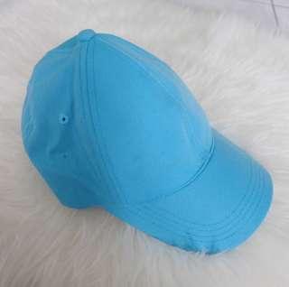 Baseball cap blue / snapback biru