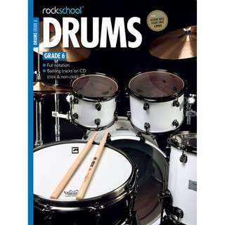 *SALE* BRAND NEW Rockschool Drums Book (Grade 6 / 7)