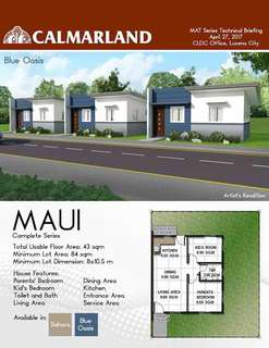 Maui Rent to Own House and Lot