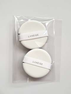Laneige Cushion Puff