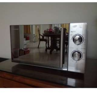 Microwave with grill 20L