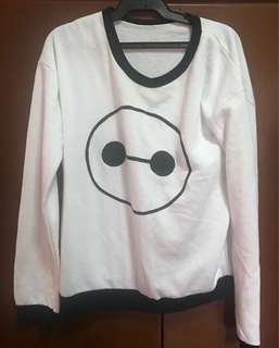 Baymax Pullover