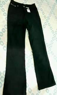 Black Pants by 'Nobody' (#001) #maudecay