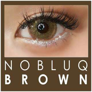 Softlens Nobluk brown factory