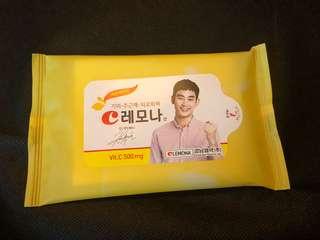 金秀賢lemon 濕紙巾