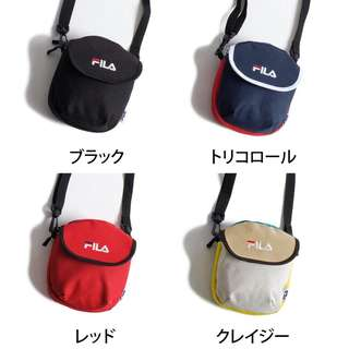 FILA FLAP MINI SHOULDER